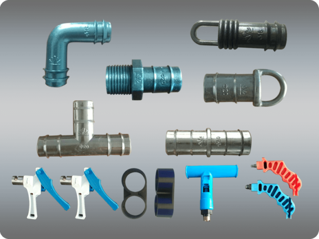 Water Pipe Fittings-Featured image